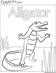 birthday parti, alligator party ideas, allig parti, allig color, parties, coloring, alligators, mardi gras, kid