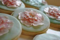 Pretty cookies