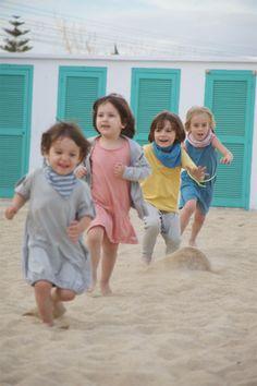 piu et nau SS2013 kid style, spring summer, nau ss2013, kid sleepwear, de chico, babi wear, summer time