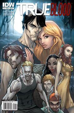 True Blood comic