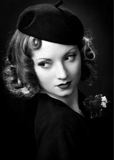 vintag hairstyl, vintage hairstyles, style hair, cherri dollfac, doll face, inspir, beauti, pinup, cherries