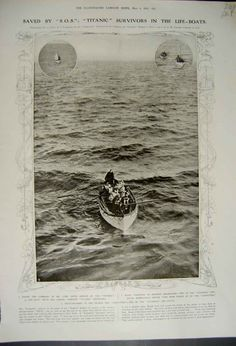 Titanic had the capacity to carry 64 lifeboats but it was carrying only 20.  The law required only 20. It was decided that any more lifeboats would ruin the look of the ship.