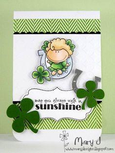 Luck 'o the Irish!