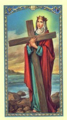 Saint Helena - Feast day August 18th