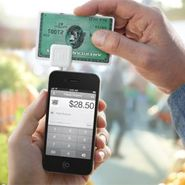 40pc of smaller merchants are using mobile credit card readers