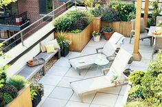 Cómo ambientar una terraza para disfrutarla todo el año