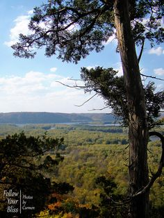 Wyalusing State Park, Wisconsin