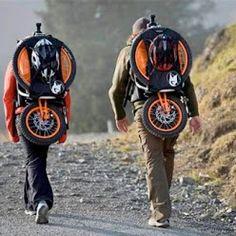 Bergmonch Bike Backpack