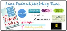 Pinterest Power Pre-Order - Learn Pinterest Marketing From Liberty Jane, BurdaStyle, Modcloth, MADE, and others...