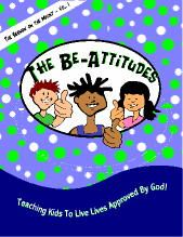 Beatitudes Lessons For Kids - Bible-4-Life.com