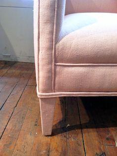 Little Green Notebook: Upholstered Chair Legs