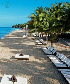 Picture yourself here. #SecretsResorts #Cozumel #Mexico #travel