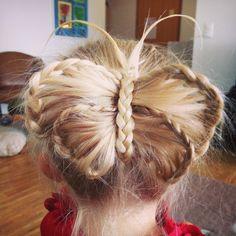 Причёски с плетением мк