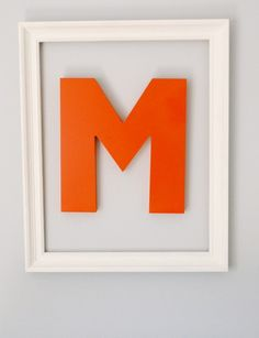 orange and gray nursery   Orange & Gray Modern Boy Nursery   Project Nursery