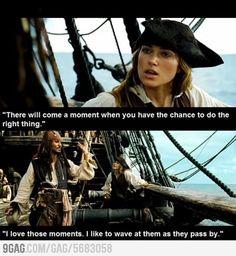 Captain Jack Sparrow :) - #funnies