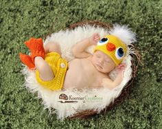 Hey, I found this really awesome Etsy listing at https://www.etsy.com/listing/180272626/lil-ducky-the-whole-set-hat-diaper-cover