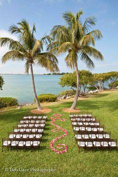 Florida Wedding Venue: Hawks Cay Resort in Key West
