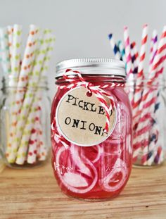 Making Your Own Pickled Onions