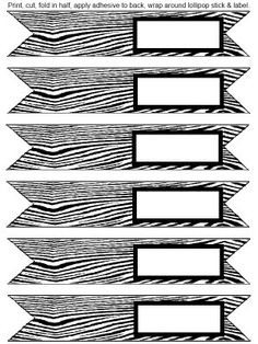Zebra Flags