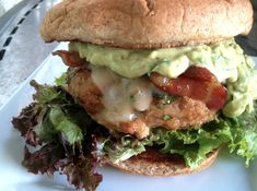 """This 4th of July why not opt for a """"healthier"""" burger? The Bomb-Ass Turkey Burgers are a legend around wine country...see why for yourself."""