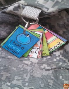 The Primary Pack: Bragging About Brag Tags! {blog post}