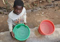 Having a direct impact on the world water crisis