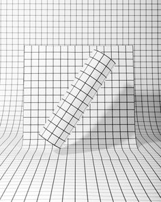 Grid/black&white