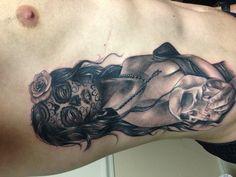 #Tattoo #Tattoos #Tatubaby #Muerta