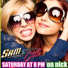 Sam and Cat ; Ariana Grande love this show