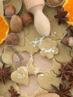 Healthy Flours and Baked Goods