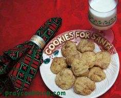 Snicker Doodles for