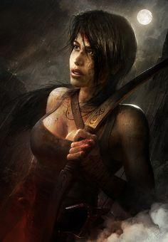 Fanart Friday – DeviantArt's Tomb Raider Reborn