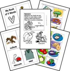 Alphabet Lap~n~Note. Activities for every letter