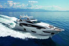The Azimut Grande 95RPH 29-Meter Motor Yacht