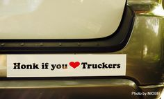 In honor of National Truck Driver Appreciation Week, we want to thank all truck drivers for their hard work and dedication. Let's help keep them safe and well! How can NIOSH share health info with #truckers?