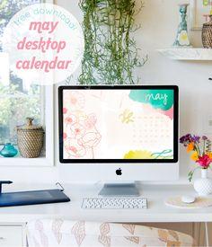 may desktop calendar