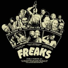 Todd Browning's Freaks