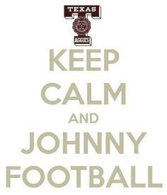 Johnny Football! Yeeaah!