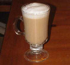 almond milk, latt drink, almond latte