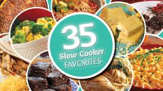 We love all of our Slow Cooker recipes, but we certainly have our favorites, check them out!   http://crockingirls.com/2013/01/crockin-girls-favorite-recipes/