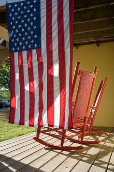 Do you know your U.S. Flag etiquette? Here are American Flag Guidelines.