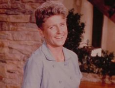 Ann B. Davis - Alice on the Brady Bunch.  Died at the age of 88, May of 2014.