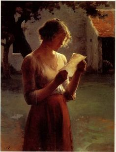 The letter. Henry LeRolle.