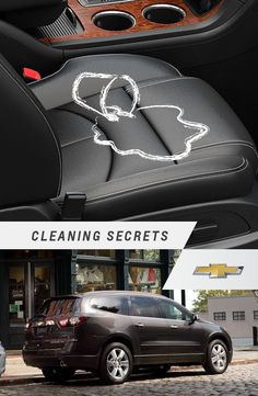 Kids are messy; it's a fact of life. They're bound to spill in your car and you're bound to spend hours cleaning it up. Make that easier on yourself with these tips for getting spill out of your Chevrolet Traverse.