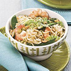 15-Minute Noodle Bowl
