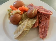 Corned Beef and Cabbage recipe - yummy!