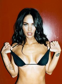 Megan Fox by Terry Richardson