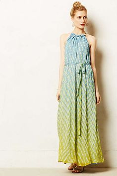 Anthropologie - Salsette Maxi Dress