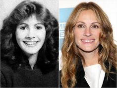 Julia Roberts Yearbook Picture Answer