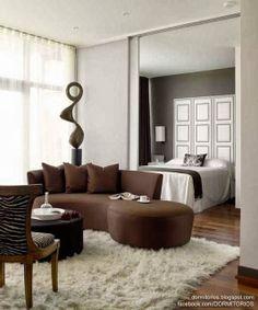 Habitaciones de hoteles on pinterest mars hotel suites for Fotos de decoracion de recamaras